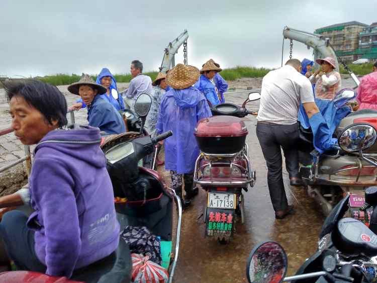 pescatori cinesi Zejiang