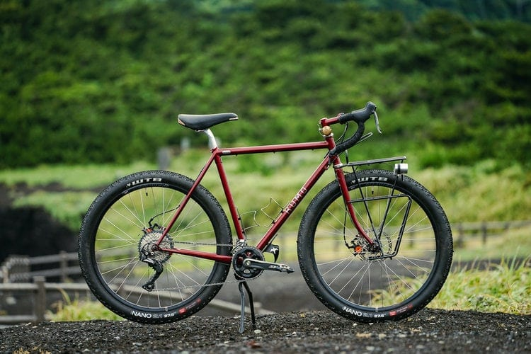 custom bicycle australia kumo
