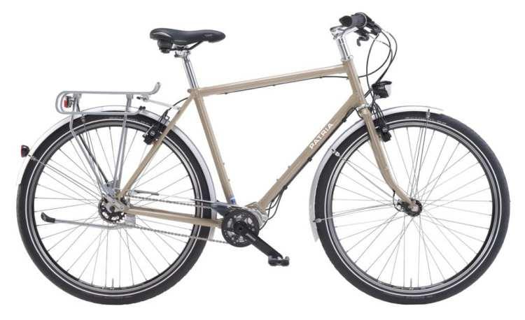 custom touring bicycles patria germany