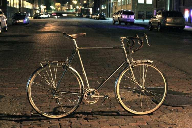 Praire Cow touring bike