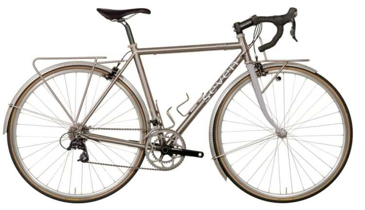 Custom Touring Bicycles from USA & Canada: the best American