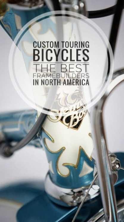 best bicycle framebuilders USA