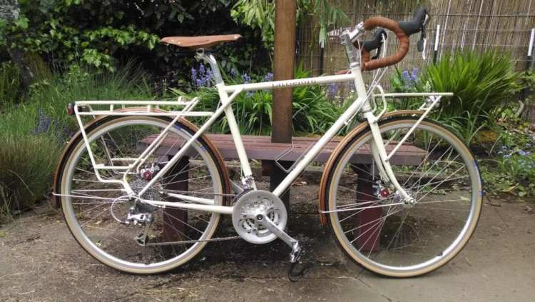 best custom touring bicycles
