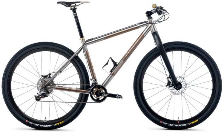 best titanium bicycles italy passoni