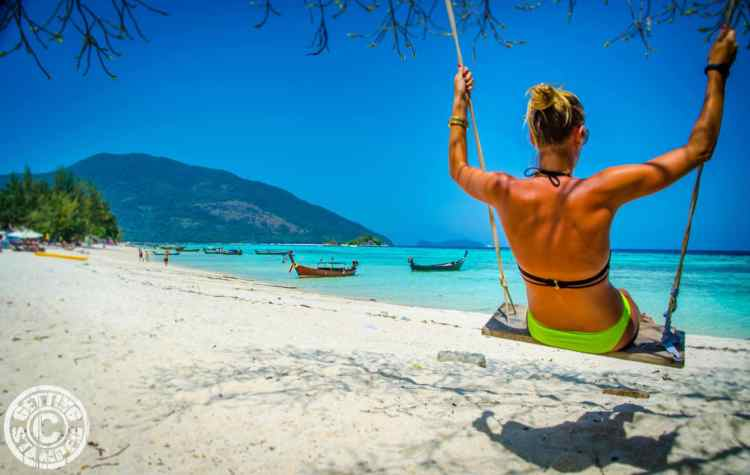 Best Beaches in South east Asia Thailand