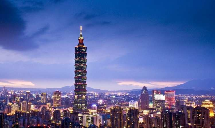 Taiwan backpacking itinerary