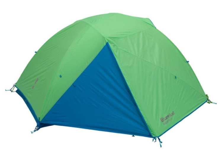 lightweight tent Eureka Midori 2