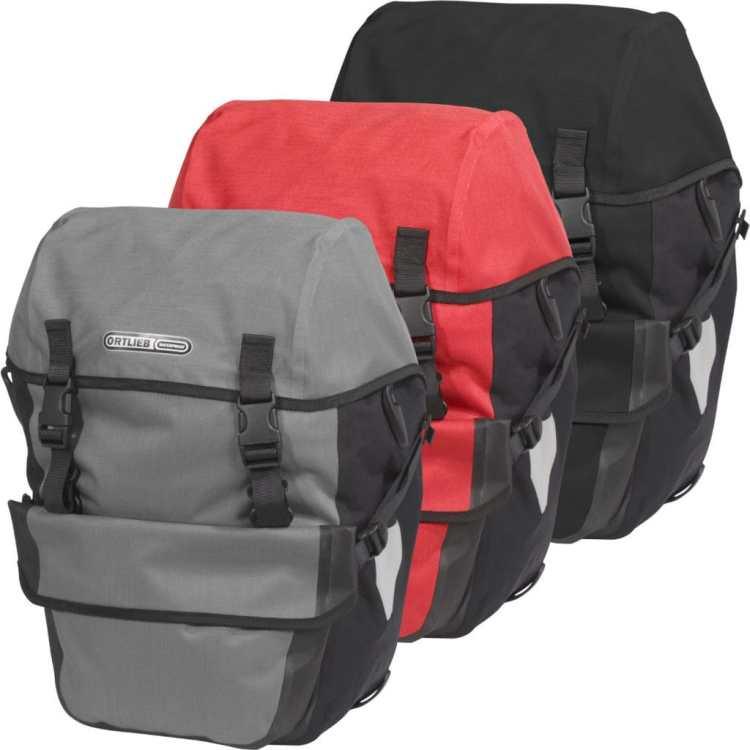 waterproof panniers ortlieb bike packer plus