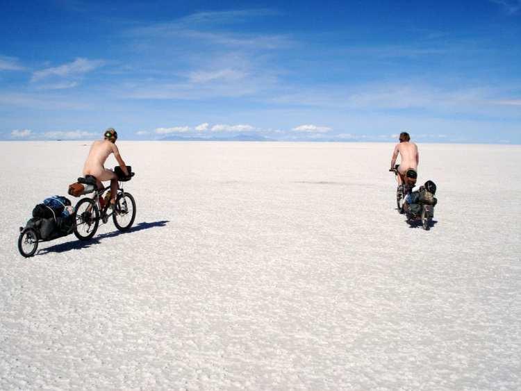 Cycling Sore Butt