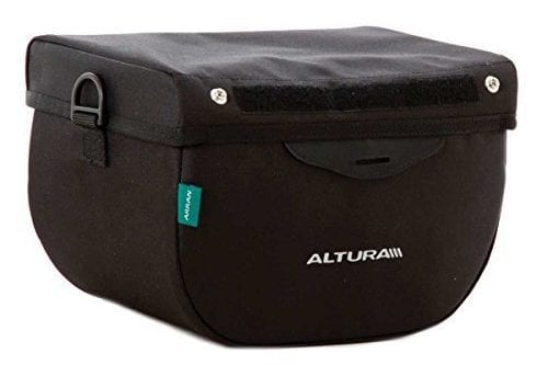 Altura Arran Handle Bar Bike Bag
