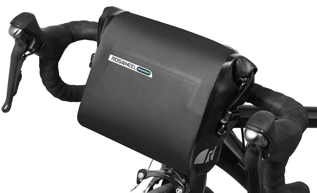 Handlebar Bag Waterproof Roswheel