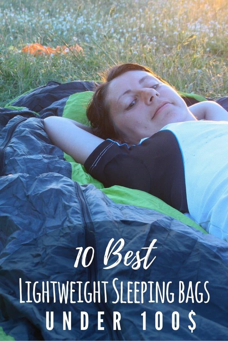 sleeping bag budget