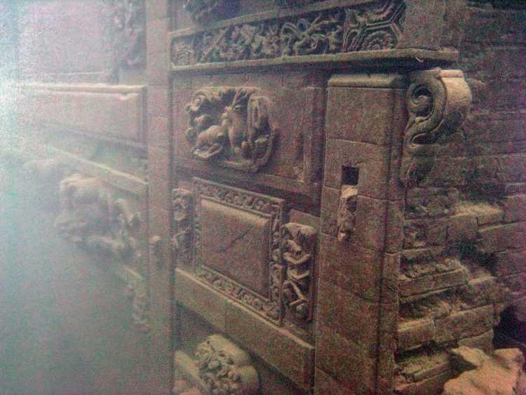Antica città sommersa Cina - Qian Dao Lake