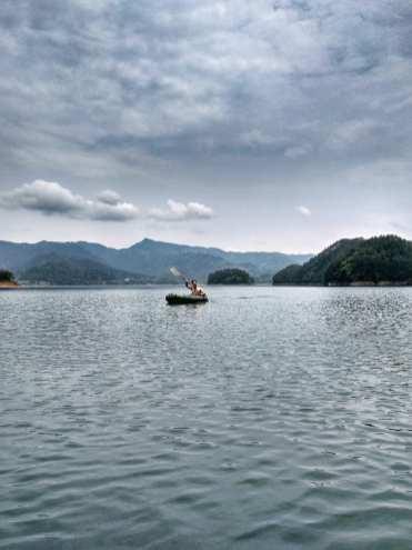 Lago Qiandao Hangzhou