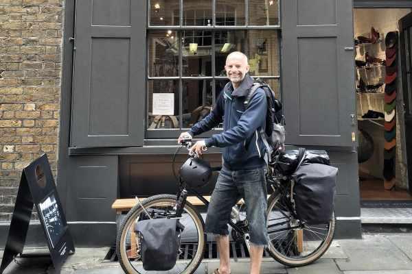 Stanforth Bikes Custom Touring