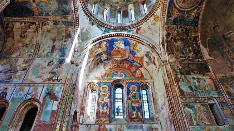 georgia europe itinerary Gelati monastery and Kutaisi