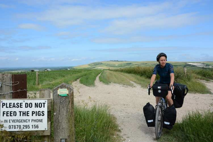 cycling england