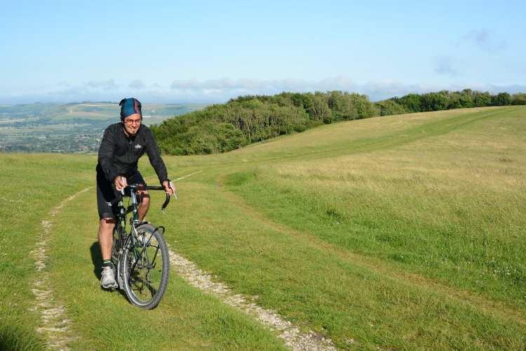 viaggio in bici Inghilterra