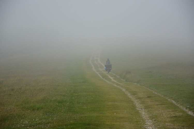 south downs way cycling