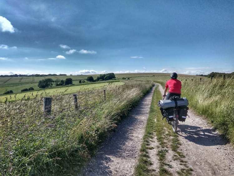 viaggio bici Inghilterra