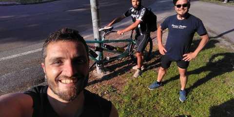 via della seta in bicicletta - Davide Valacchi
