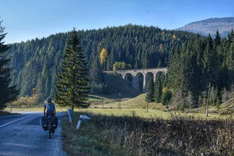 bike trip slovakia