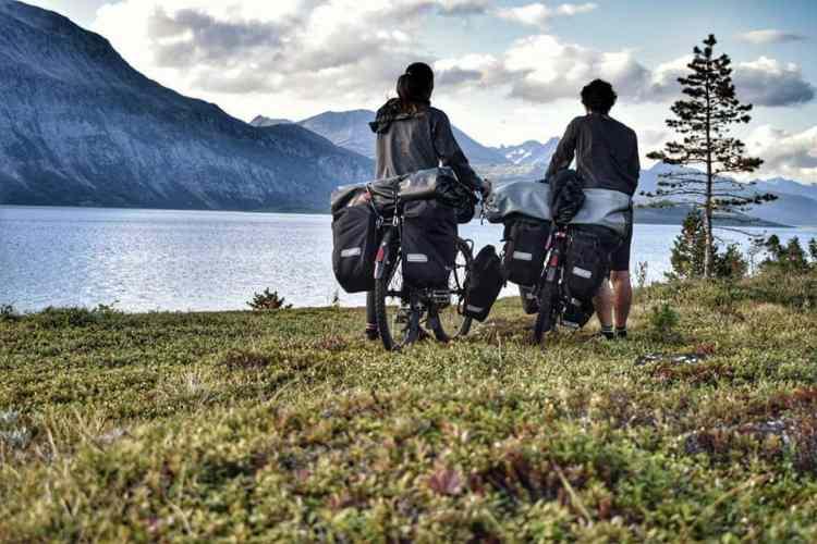 cycling to nordkapp