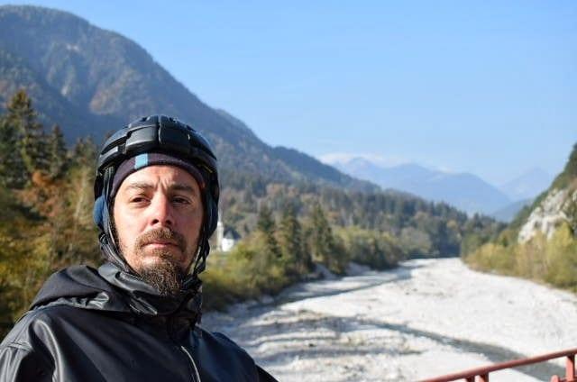 alpe adria fiume fella river