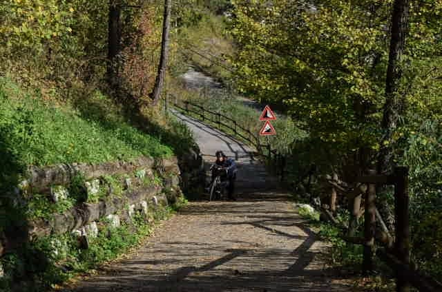 alpe adria cycle trail