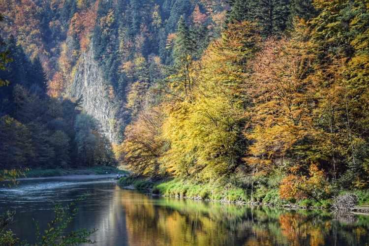gole fiume dunajec