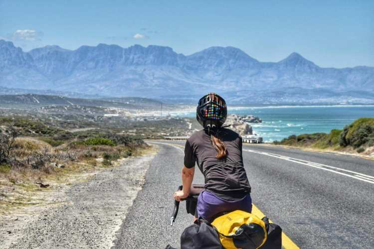 bicycle tour cape town