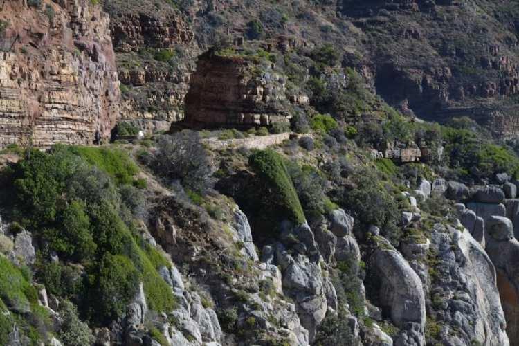 Chapman's Peak scenic drive ride cape peninsula