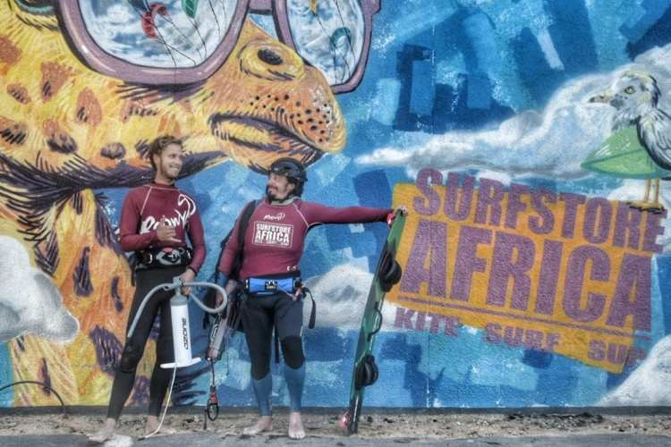 kiteboarding course south africa