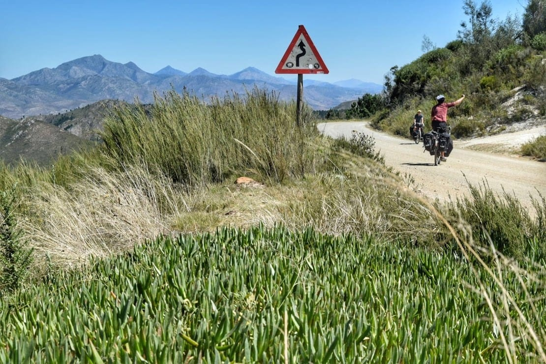 cycle touring south africa