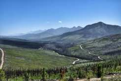 Garden Route itinerary