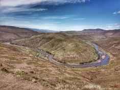 Orange river Lesotho