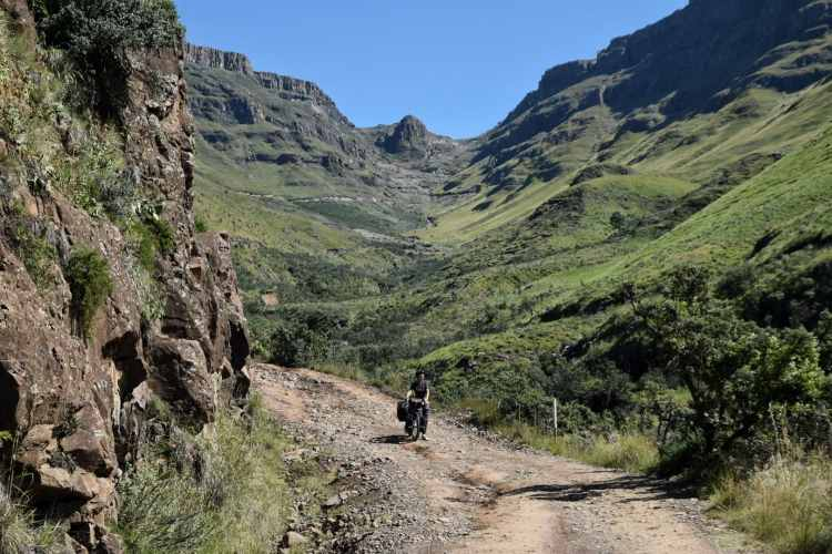 Sani Pass tour