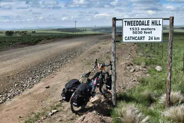 Tweeddale Hill