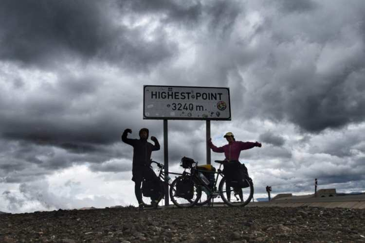 highest mountain in Lesotho