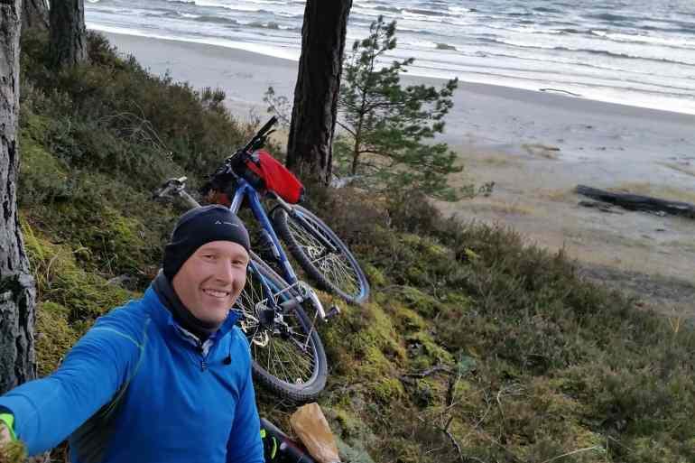 Cycling Latvia