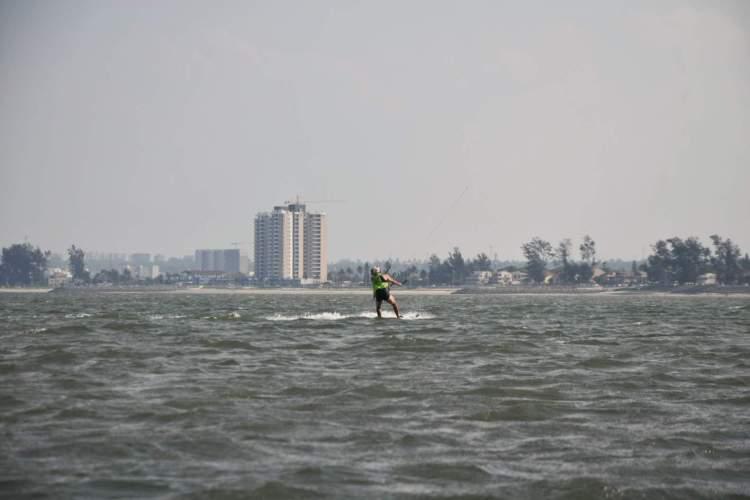 kitesurfing Maputo