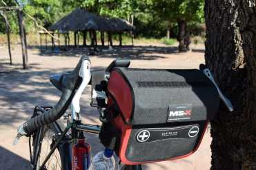 MSX The CLS 55 MX waterproof handlebar bag