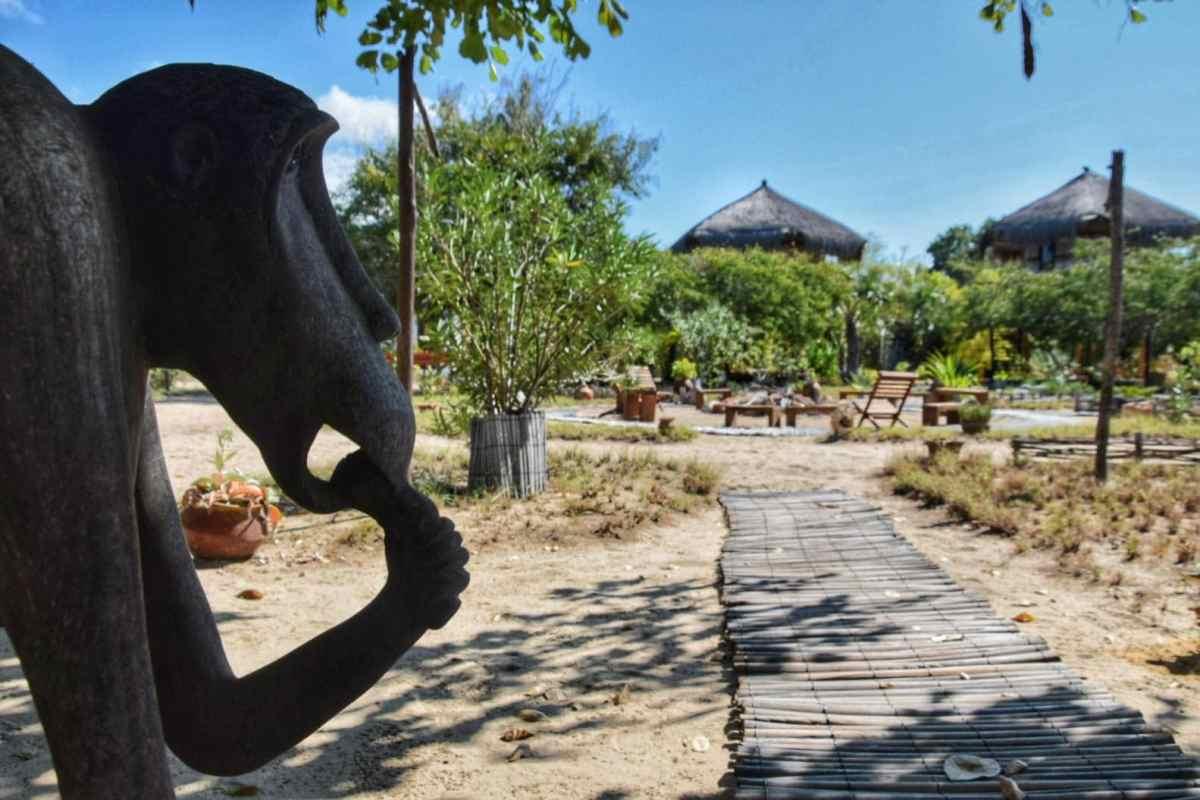 Marimba Secret Gardens, il resort più bello di Vilanculos 11