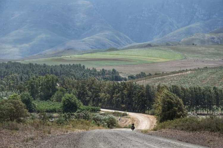 bike tour south africa