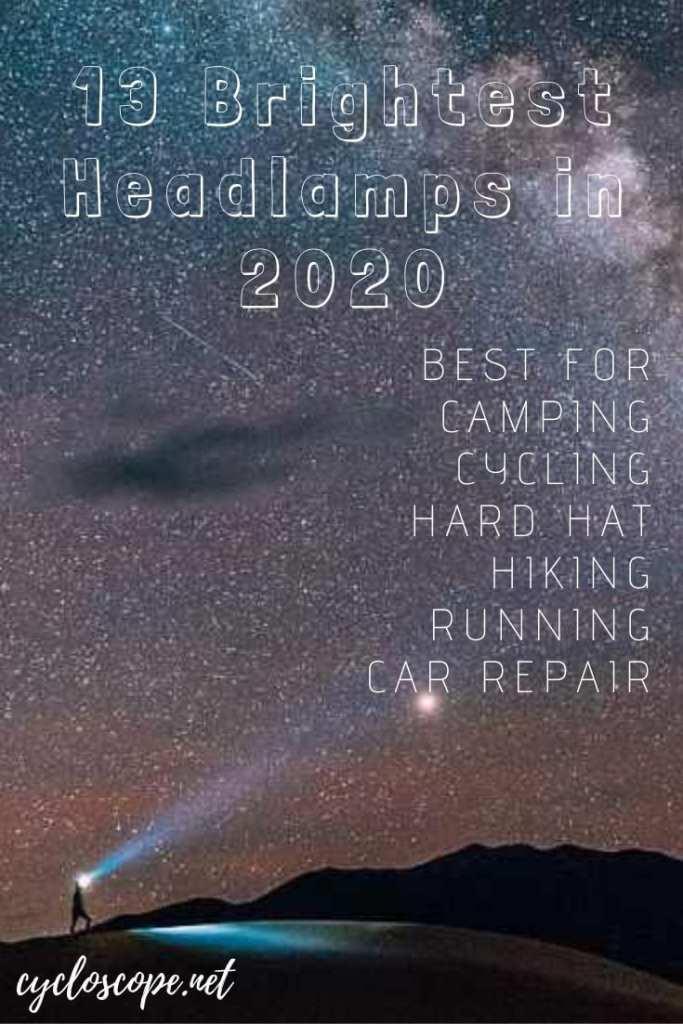 brightest headlamp