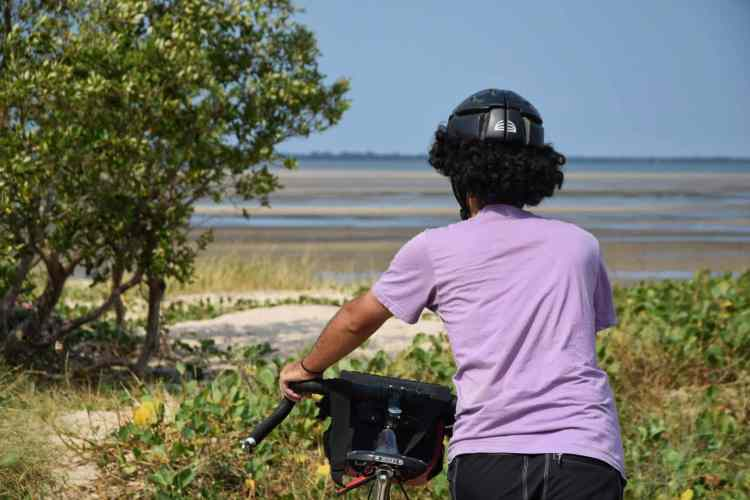 mozambique by bike