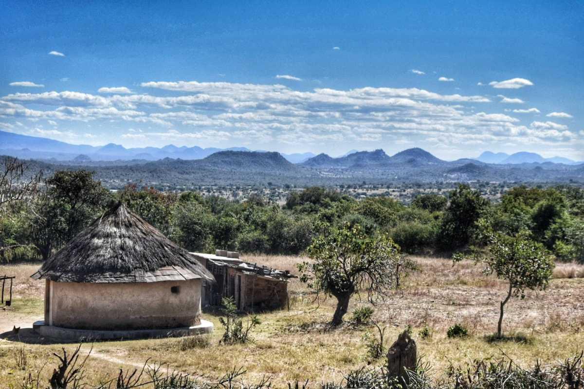 Viaggio in bici in Zimbabwe, guida, consigli ed il nostro itinerario con traccia GPX 12