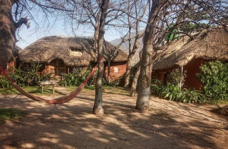 Accommodation cape maclear