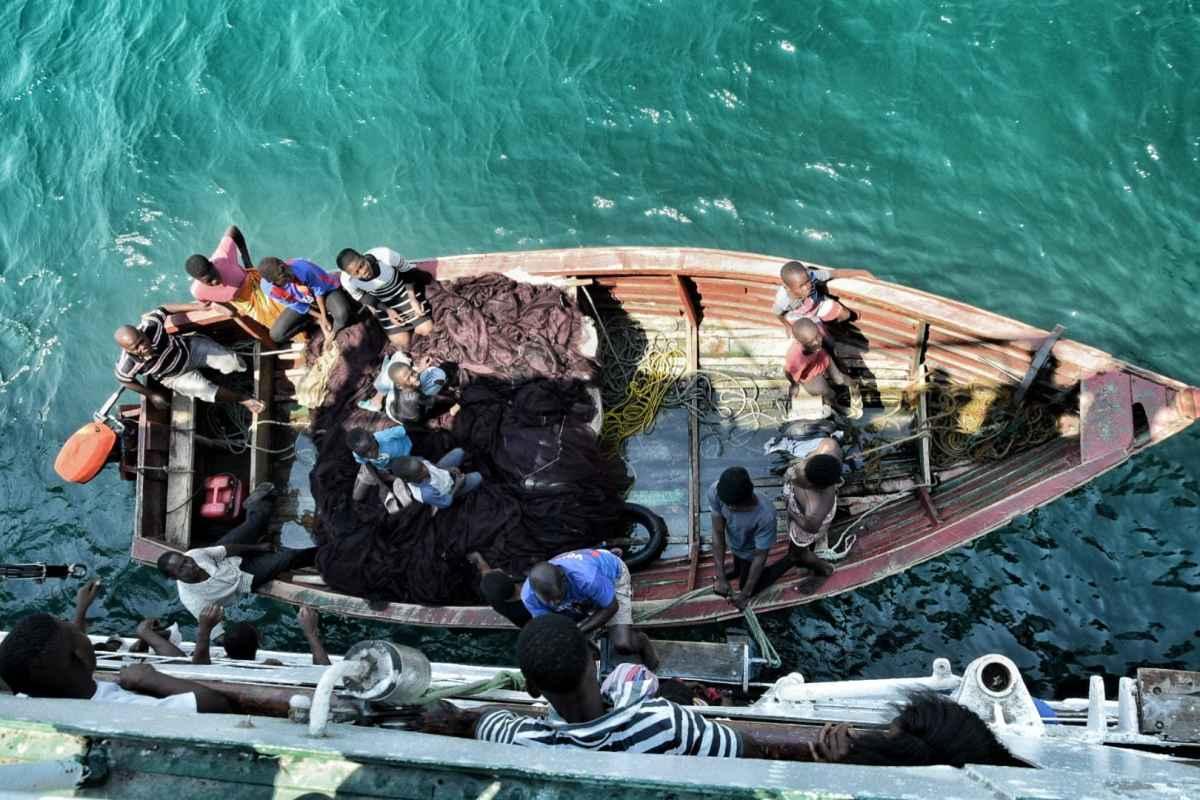 Ilala Ferry Lago Malawi