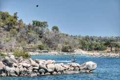Likoma Island boat